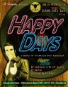 El Dorado Happy Days Flyer